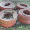 Heavy Rear Wheel Weights for International Tractors
