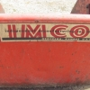 IMCO 3pt Dirt Scoop