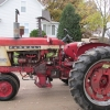 International 504 Tractor w/ IH 110 Sickle Mower