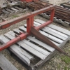 Bale spear for Loader