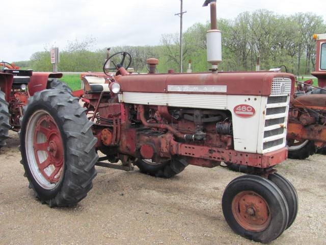 Farmall 460 Tractor Parts : Roers equipment inc