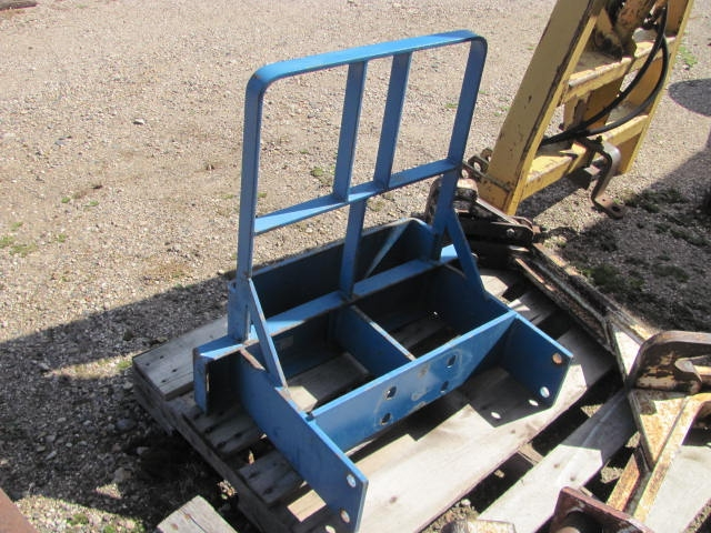 Ford tractor Front weight Rack